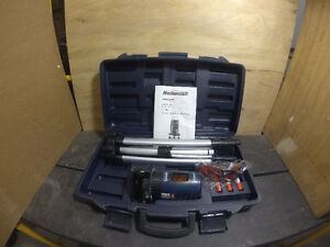 Mastercraft self levelling laser level kit