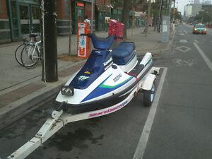 Kawasaki TS rare 2 seater