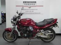 98 REG SUZUKI GSF 1200 BANDIT, NEEDS COSMETIC TLC PART EXCHANGE TO CLEAR