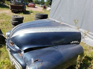 53 gmc cab and fenders
