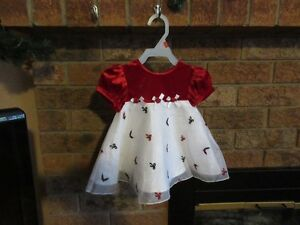 Holiday Dress Size 3 Months