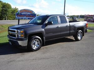 2014 CHEVROLET SILVERADO***5.3***4X4***NEW TIRES***WARRANTY***
