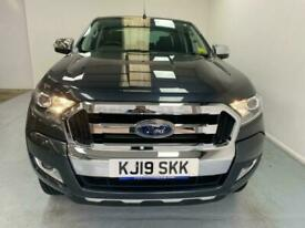 2019 Ford Ranger Limited Pick-Up NO VAT 1 Owner Service History Eur Pickup Diese
