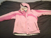 Women's Columbia Ski Jacket - Small