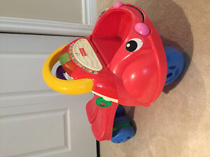 Fisher Price Laugh and Learn learning walker