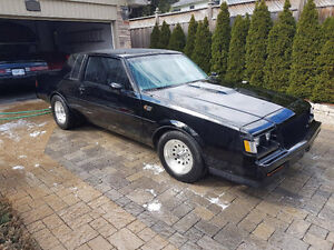 1987 Buick Grand National, Heavily Modified 700 HP