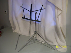 Music Stand and case