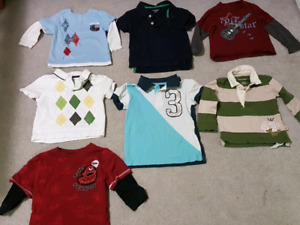 Boys shirts size 2