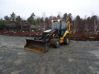 2008 CATERPILLAR 420 EIT BACKHOE  / 5700 HR / FULLY LOADED