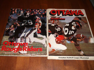 CFL CARDS -- CFL MAGAZINES & NFL CARDS Cornwall Ontario image 6
