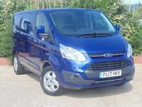2017 Ford Transit Custom 290 L1 H1 LIMITED 130 PS EURO 6 ENGINE 4 door Panel ...