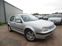 VW GOLF MATCH 1.9 TDI PD 5 DOOR HATHBACK 12 MONTHS MOT ONE OWNER