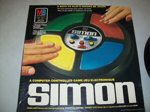 1978  VINTAGE   SIMON  GAME