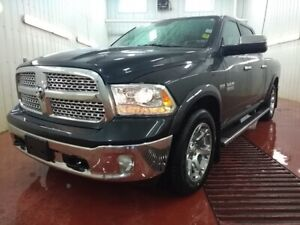 2017 Ram 1500 Laramie  - NAVIGATION - Heated Seats - $127.27 /Wk