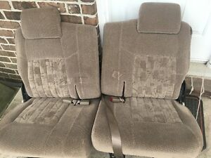 SEATS FOR GM MINIVAN MONTANA VENTURE SILHOUETTE