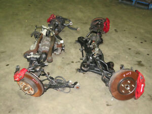 JDM 03-06 Mitsubishi Evolution 8 Brembo Conversion 6 Speed Diff