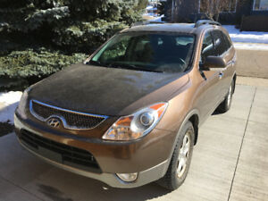 2010 Hyundai Veracruz Limited AWD With Low Kilometres