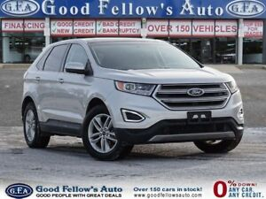 2015 Ford Edge SEL MODEL, 6CYL 3.5 L, FWD, LEATHER SEATS, PANROO
