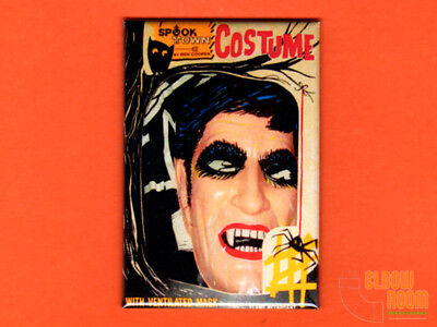 Ben Cooper vampire vintage costume box art 2x3