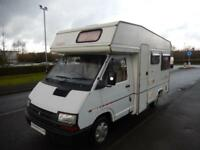 Elddis Eclipse 1994 4 Berth Rear U Shaped Lounge Motorhome For Sale