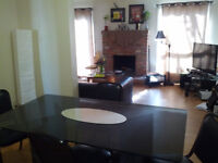 Room for rent in furnished townhouse