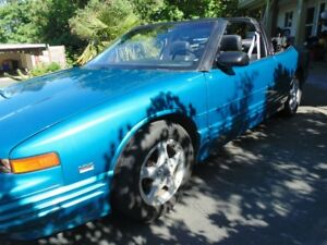 Nice 1994 Cutlass  in good shape.