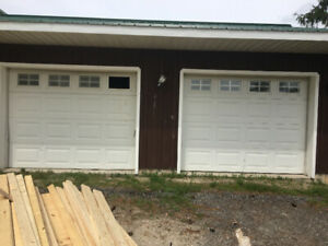 Clopay commercial garage doors