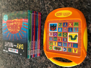 Eric Carle books with Smart Pad