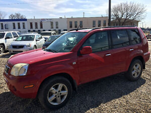 2005 NISSAN X-TRAIL XE 4X4, PANORAMIC ROOF ~ GREAT ON GAS!!