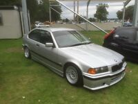 Bmw 316i compact with 2.8 conversion