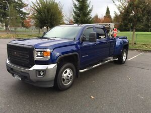2015 GMC crewcab dually duramax