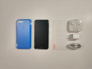 iPhone 7 Plus (128GB) Excellent Condition + Case + Accessories