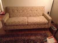 Marks and Spencer 3-seater settee and armchair for sale