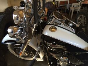 2006 Harley Davidson Heritage Softail Deluxe