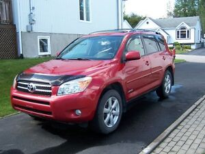 2007 Toyota RAV4 limited VUS air  toit mag 4x4 integral