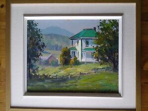 RAYNALD LECLERC :Maison En Estrie