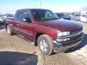 LAST CHANCE PARTS 1999 CHEVROLET SILVERADO@PICNSAVE WOODSTOCK