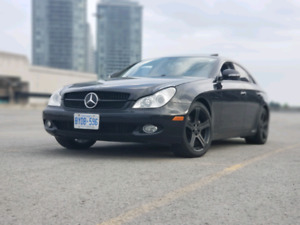 Mercedes CLS 500 With Upgraded Audio, Nav/No Accident/ LOW KM!!