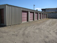 10X15, 10x20, 10x25 Storage Bays Available Immediately