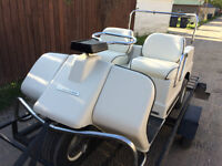 Gas Harley Golf Cart for Sale