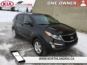 2014 Kia Sportage LX   - one owner - local - trade-in