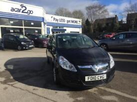2010 Vauxhall CORSA S A/C Manual Hatchback