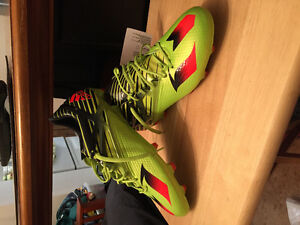 Brand new size 10 messi adidas
