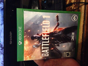 Battlefield1 for Xbox One