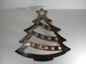 Christmas Trivet and Cookie Cutters