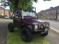 1995 Land Rover 90 DEFENDER 300TDI **Challenge Truck - Off Road - Bobtail**4x4
