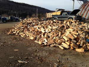 Seasonal Firewood for Sale cut and split