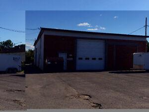 Local Commercial Garage Bureau Entrepôt Beauport