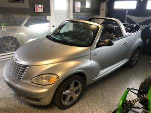 PT CRUISER GT DÉCAPOTABLE,CUIR, AUTOMATIQUE, 89000KM,IMPECCABLE!