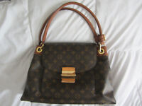 Louis Vuitton Olympe Camel Excellente Condition
